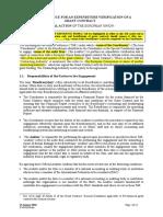 Expenditure Verification Report