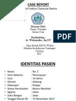 PPT FRAKTUR CLAVICULA (1).pptx
