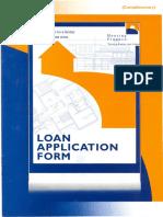 Forma Aplicatie Mortgage