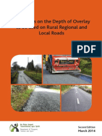 Guidelines Depth Overlay Be Used Rural Regional and Local Roadsmarch 2014high Res