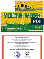 ora youth work handbook