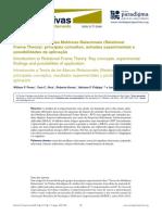 PEREZ NICO KOVAC FIDALGO LEONARDI 2013 Introdução à Teoria Das Molduras Relacionais (Relational