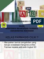 KELAS_FARMACIL.pptx;filename= UTF-8''KELAS FARMACIL