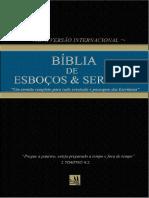 Biblia de Esboços e Sermoes - Romanos