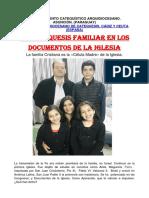 La Catequesis Familiar en Los Documentos de La Iglesia Ediccic3b3n Conjunta 19-03-20162