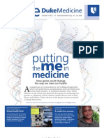 Inside Duke Medicine  - July 2008 (Vol. 17 No. 7)