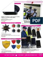 Badges & Accessories From Niton10-Issue-14