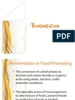 6 Fermentation