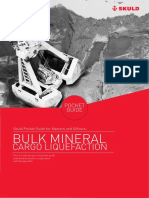 Bulk Mineral Cargo Liquefaction A4