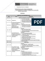 III Encuentro Programa Final 11.12.17
