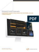 Research Forecasts Energy