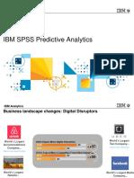 IBM SPSS Predictive Analytics