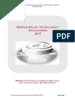 Modulo 1 2017 Ssolar