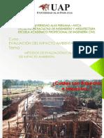 Clase IV Evaluación Del Impacto Ambiental (Eia