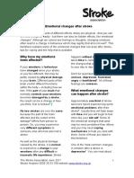 F36 Emotional Changes After Stroke - Referenced