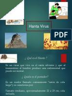 Hanta Virus. Presentacion