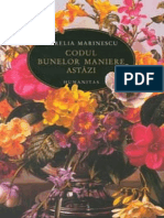 Codul Bunelor Maniere Astazi Ebook Download