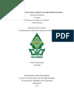 KKL Report UIN Walisongo