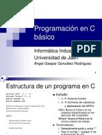 Programacion en C - Cuestiones Basicas