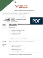 Pre Test_ Pediatría