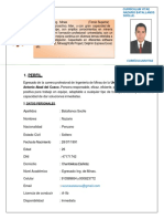 Currículum-Vitae-nazario Actualizado Al 2018