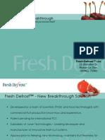 Fresh Defrost New Technology