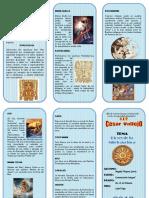 Trpptico-dioses de La Mitologia Inca
