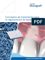 Folleto Mucograft