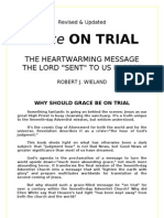 Grace on Trial - Robert J Wieland