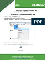 Procedimento de Instalação Do ICTI e Programador WEB 2-0-04