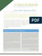 The Mount Vernon Report Spring 2004 - vol. 4, no. 2