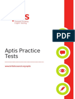 Aptis Practice Book - Web Version