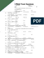 Class Test Mathematics # (Sir Ijaz Sb).Docx2