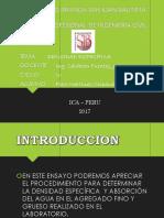 Informe Densidad Especifica Piero Martinez