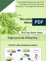 HACCP y Microbiología Predictiva