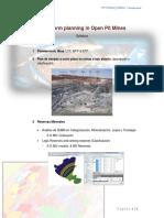 Short Term Mine Planning - Syllabus, 2014