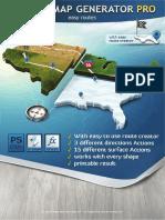 3d Map Generator Pro-Instructions