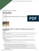 Fiche Pathologie Bâtiment - Désordres d... Usage Industriel _ Soulèvements _ AQC