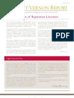 The Mount Vernon Report Winter 2004 - vol. 4, no. 4