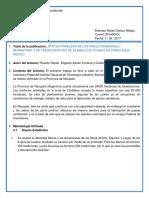 Revision Doc 1 Aglomerados Galvez