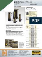 Enerpac Hydraulics Tools at Hi-Press Hydraulic