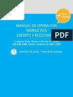 Manual de Operación MPOS - 23082017