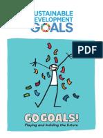 GoGoals SDG Game Brochure