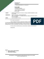 Informe Supervisión Obra Nº 05 Pago Planilla Octubre