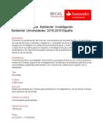 FichaBeca Iberoamerica Santander Investigacion Espana 20182019