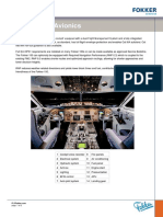 FlyFokker PDF Fokker100 Avionics
