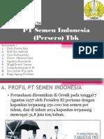 PT Semen Indonesia (Persero) Tbk