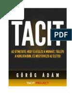 TACIT-könyv