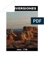 (msv-718) Conversiones