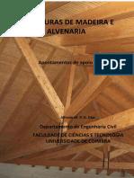 Estruturas de Madeira_2014-2015